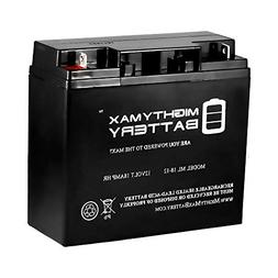 Mighty Max Battery 12V 18AH SLA Battery for Briggs Stratton