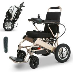 2019 ComfyGo Ultra Lightweight Friendly Foldable Electric Wh