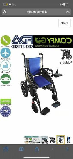 2019 NEW MAJESTIC BUVAN ELECTRIC WHEELCHAIRS SILLA DE RUEDAS