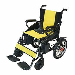 2019 New Foldable Electric Power Wheelchair Medical Folding
