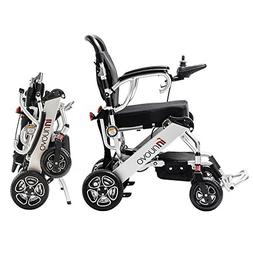 Electric Power Wheelchair - Lightweight  ,Most comfortable a