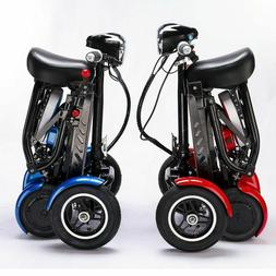 2020 Foldable Electric Wheelchairs FDA Approved Strong Frame
