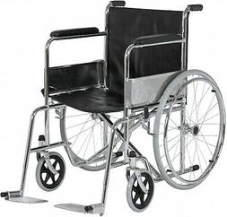 Best Choice Products 24'' Lightweight Folding Wheelchair Swi