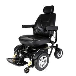 Drive Medical 2850hd-22 Trident Hd Heavy Duty Power Chair 22