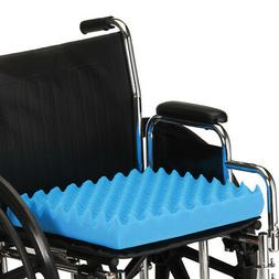 """3"""" Convoluted Seat and Back Foam Cushion for 18"""" X 16"""" Wheel"""