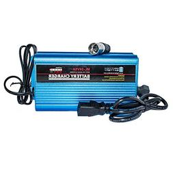 Mighty Max Battery 24V 5Amp 3 Stage XLR Charger for Pride Mo