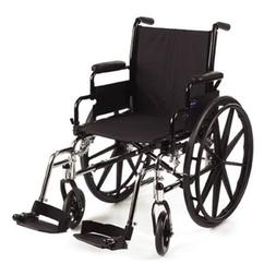 Invacare 9000 SL Wheelchair - 18 x 16 Seat, Fixed Height Spa