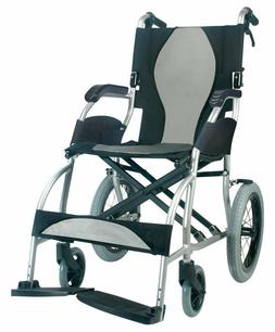 Karman Healthcare S-2501 Ergonomic Ultra Lightweight Transpo
