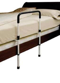 Essential Medical Supply Height Adjustable Hand Bed Rail wit