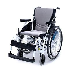 "Karman Healthcare Alpine Limited Edition 18"" Wheelchair"