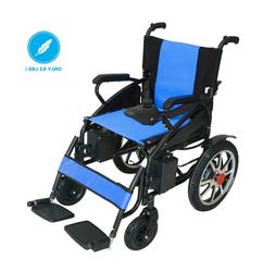 Automated Mobile Electric Wheelchair Folding Lightweight Pow