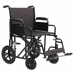 Invacare - Probasic Bariatric Heavy Duty Transport Chair
