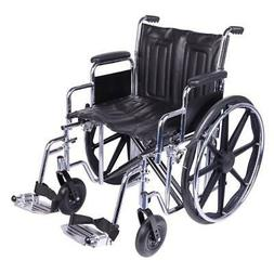 Viva Medi Bariatric Self Propelled Wheelchair 20''