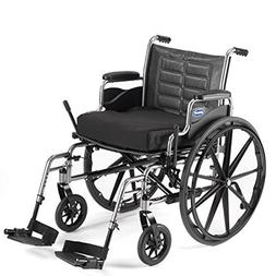 Bariatric Wheelchair - Heavy Duty with Desk Length Arms & Sw