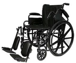 Brand NEW ProBasics Lightweight Wheelchair with Elevating Le