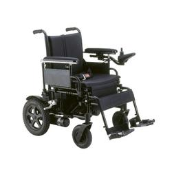 Drive Medical Cirrus Plus Folding Power Wheelchair with Foot
