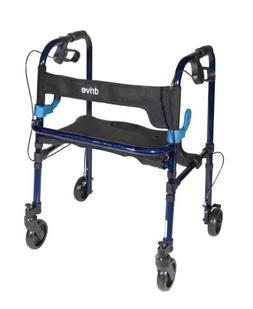 Drive Clever-Lite 4 Wheel Walker