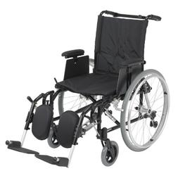 Drive Medical Cougar Ultra Lightweight Rehab Wheelchair with