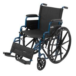Drive Medical Wheelchair Lightweight Manual Mobility Wheel C