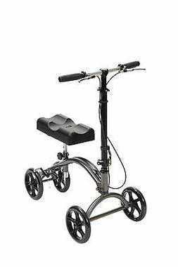 Drive Medical DV8 Aluminum Steerable Knee Walker Crutch Alte