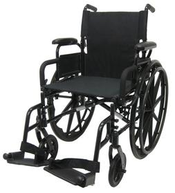 Karman Healthcare 802-DY-E Aluminum Lightweight Wheelchair w
