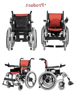 Electric Wheelchair for Elderly and Disabled   Medical  with