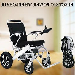 Electric Wheelchair Power Wheel chair Lightweight Mobility A