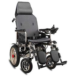 YONGMEI Electric Wheelchair, Elderly Disabled, Household Med