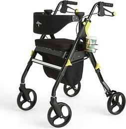 Medline Empower Rollator, Black