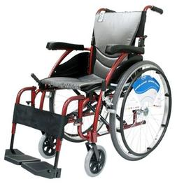 Karman Ergonomic Wheelchair in 20 inch Seat and Quick Releas