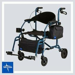 Excel Translator Rolling Walker/Wheelchair by Medline