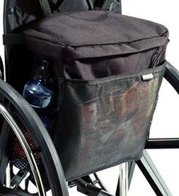 EZ-ACCESS Accessories, Wheelchair Pack , Secure Zippered Mai