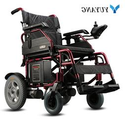 FoldLite Electric <font><b>Wheelchair</b></font> Power Delux