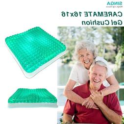 Gel Cushion Seat for Wheelchair Office Pressure Relief Comfo