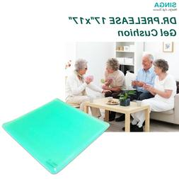 Gel Seat Cushion for Wheelchair Office Chair Comfy Seat Pad