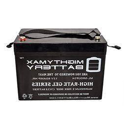 12V Group 34 Replacement Battery For Permobil M300 PS Wheelc