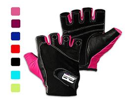 RIMSports Gym Gloves for Powerlifting Cross Weight Training