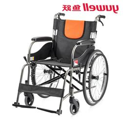 Yuyue H062C <font><b>Wheelchair</b></font> Aluminum Alloy <f