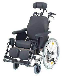 ID Soft Tilt-In-Space Wheelchair - Self Propelled