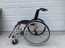 FWD Mobility Innovator Folding Lightweight 24lb Wheelchair