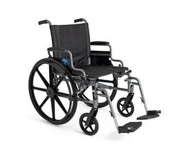 K4 Extra-Wide Lightweight Wheelchairs - WHEELCHAIR,K4 BASIC,