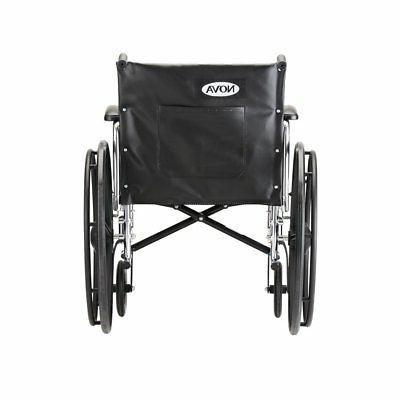 NOVA Medical Products Steel w/Detachable Arms Swing Away
