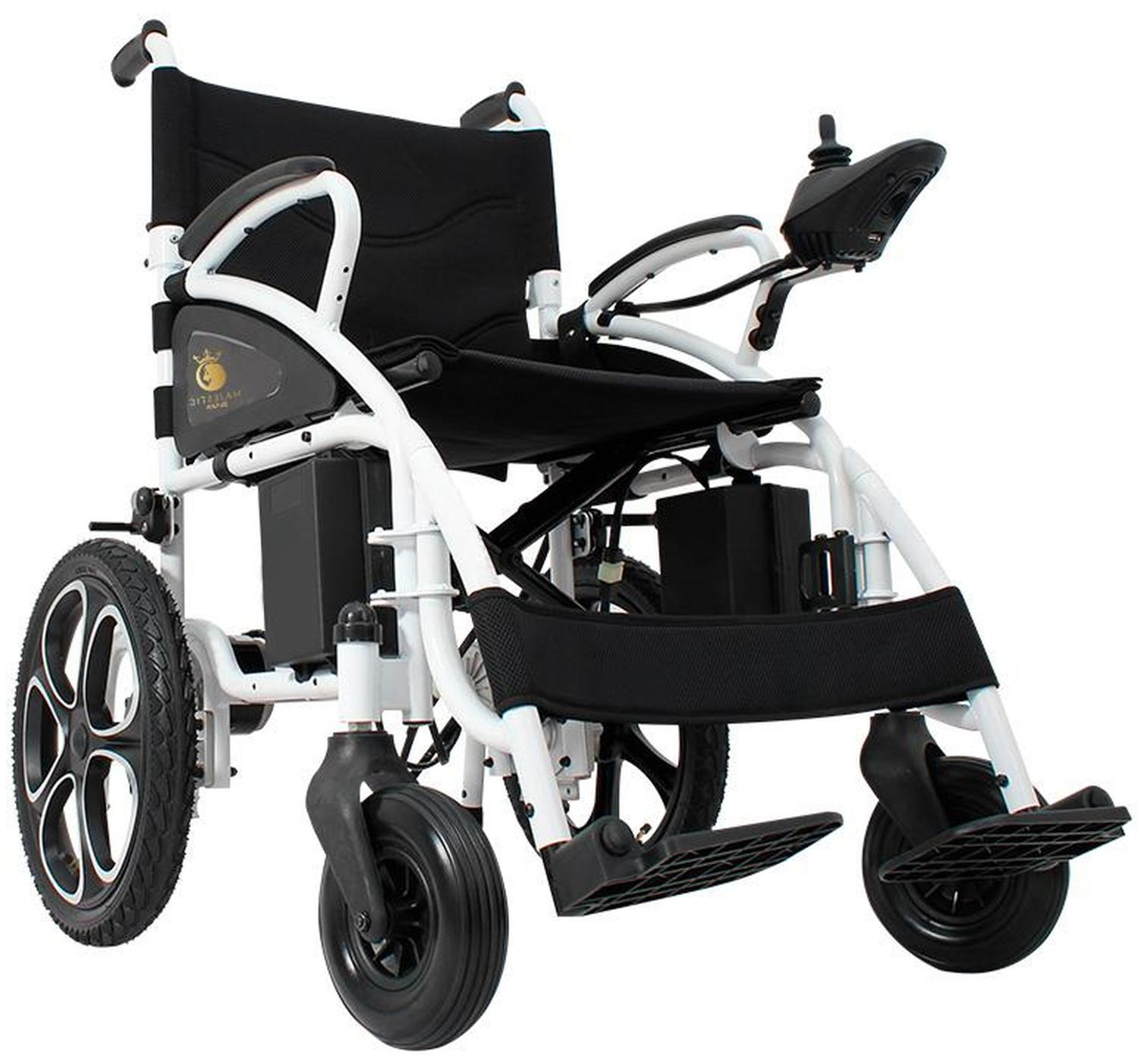 Foldable Heavy Duty Electric Wheelchairs FDA Approved Power