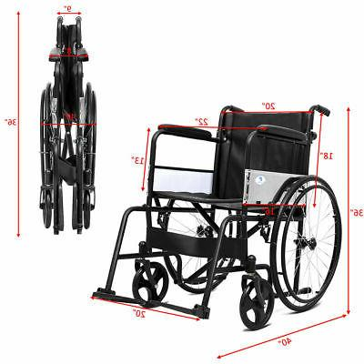 "24"" Folding Transport Arms"