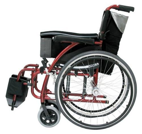 Karman Healthcare 115 Ultra Lightweight with in Red