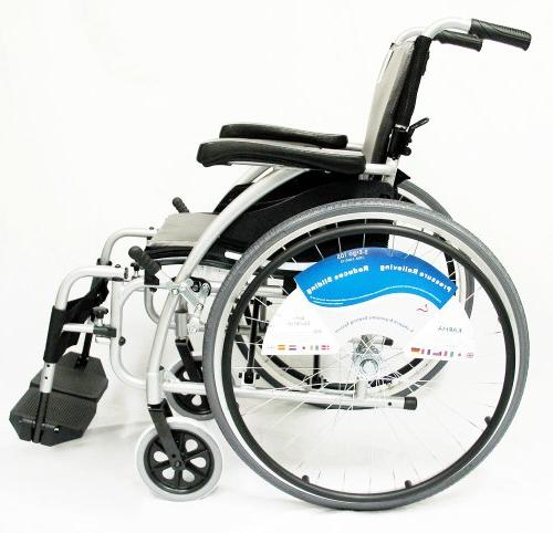 Karman Healthcare S-Ergo115F20RS 115 20 Ultra Wheelchair with Swing