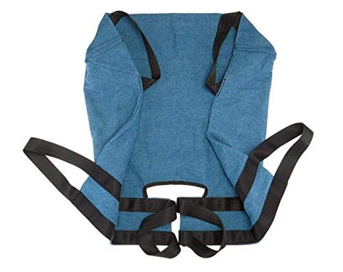 Aide Lift Wheelchair System with Belts,Nursing Aid for Transfers, Elderly,Bedridden,Disabled