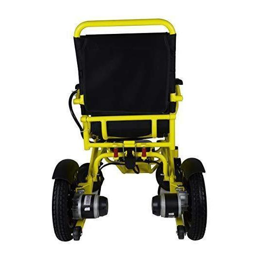 Automated Mobility Wheelchair Power Folds Lightweight