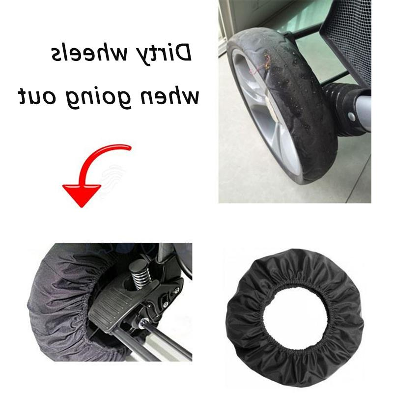 Baby Wheelchair Strollers Cover Wheel Cover Accessories