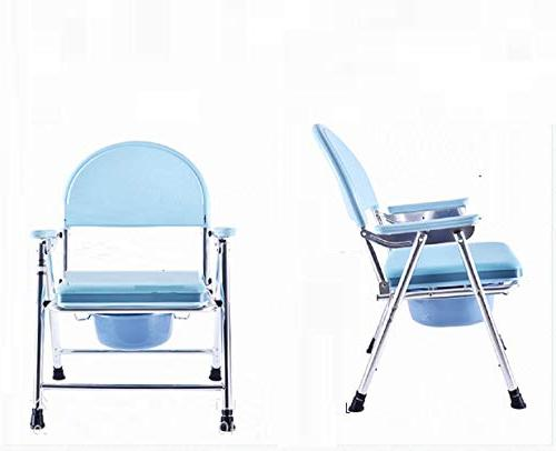 Bedside Folding Toilet Health and Raised Seat